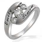 1/8 Ct. tw Diamond Ring