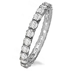 2 - 2 1/6 Ct. tw Diamond Wedding Band