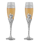 Wedding Toasting Flutes