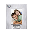 Joining Hearts Picture Frame