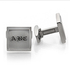 Men's Cufflinks Titanium