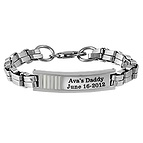 Men's Bracelet Stainless Steel