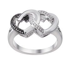 Couple's Heart Ring