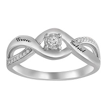 1/10 Ct. tw Diamond Ring
