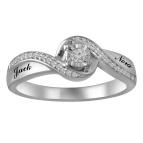 1/8 Ct. tw Diamond Ring