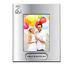 Open Hearts Picture Frame
