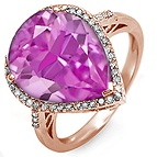 Color Stone Ring