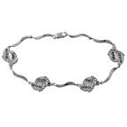 Color Stone Mothers Bracelet