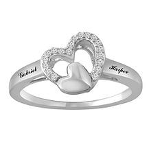 1/15 Ct. tw Diamond Ring
